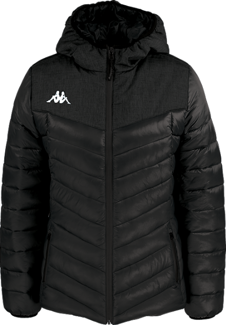 Doccio Padded Jacket Black